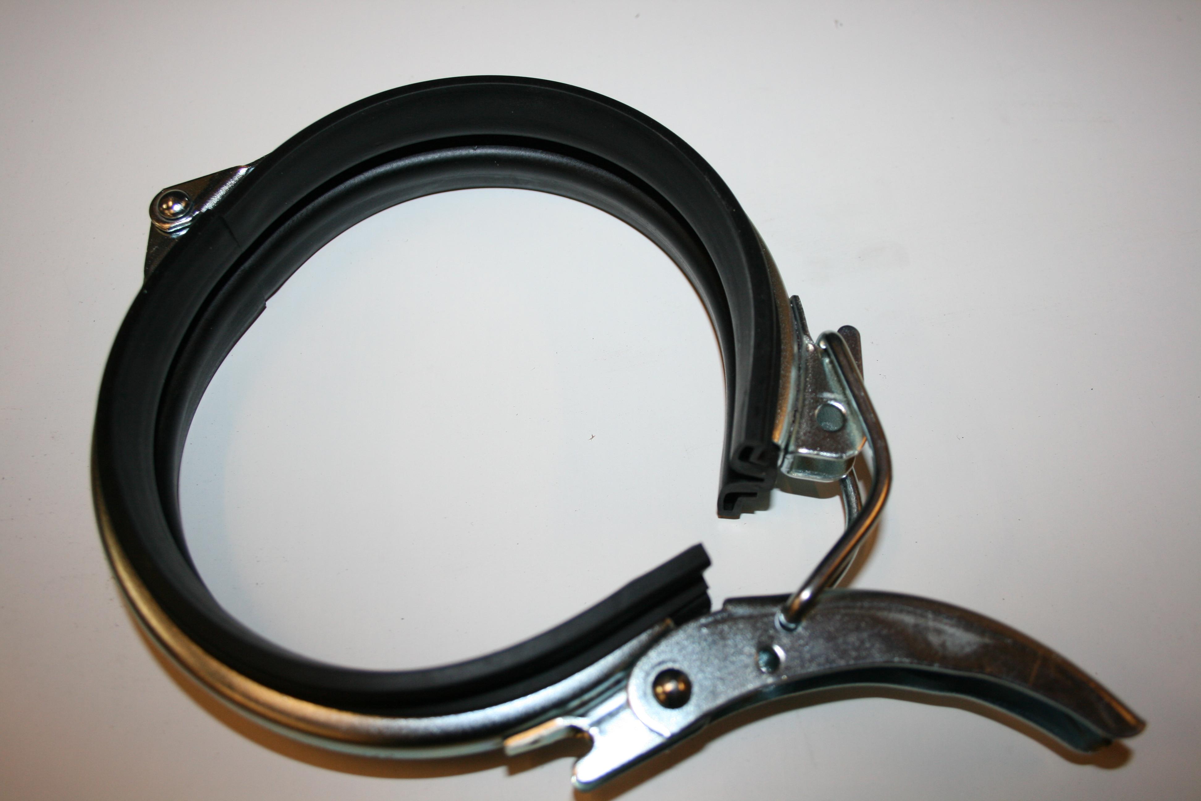 100mm lynkobling