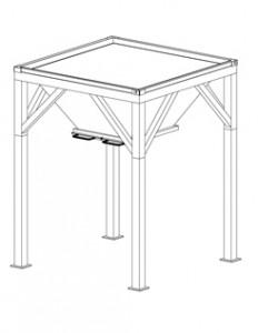 T:ASYMBSILOB1-45 Model (1)